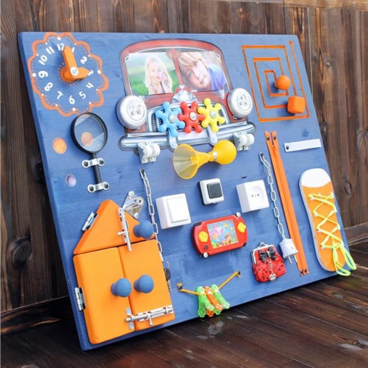 Бизиборд для детей фото